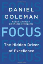 Focus by Daniel Goleman cover